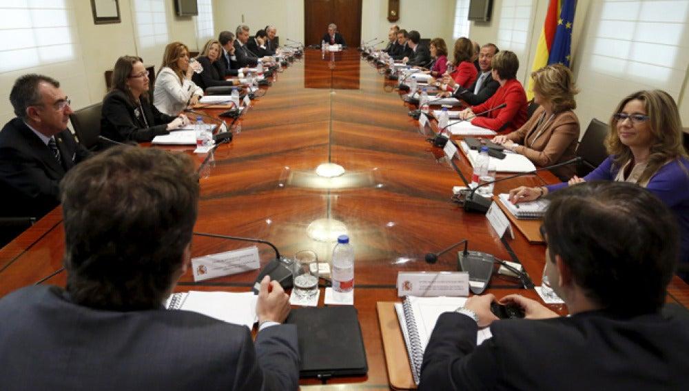 Conferencia de presidentes autonómicos