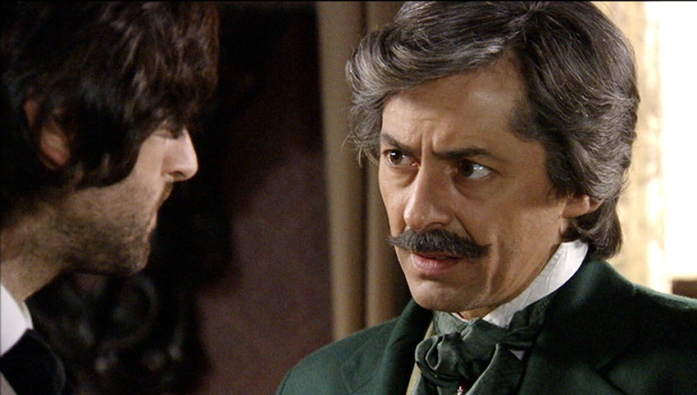 Raúl y Garduña