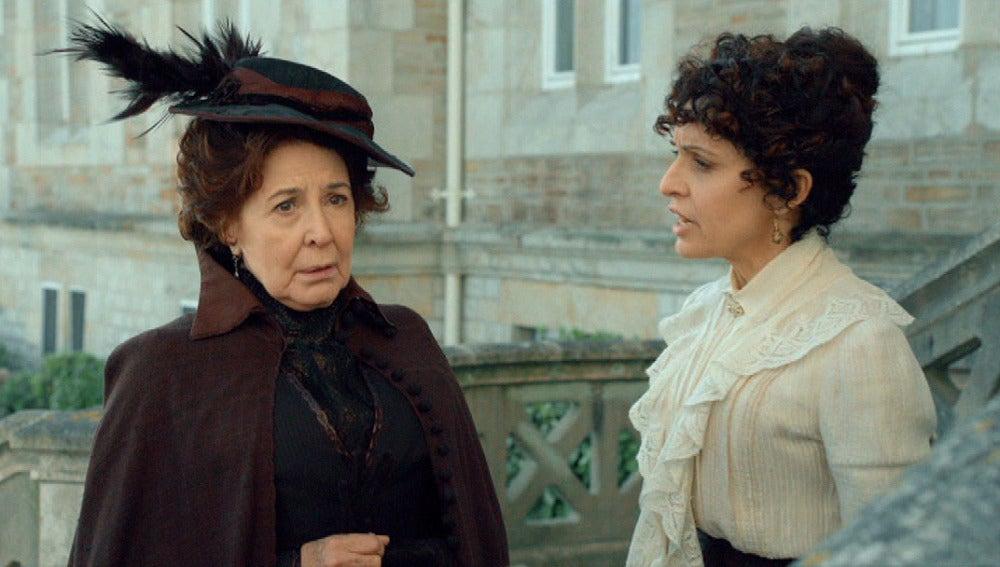 Teresa y Ángela