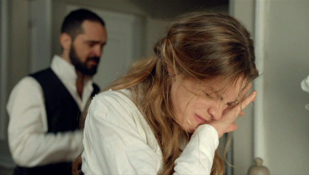 Diego pega a Alicia