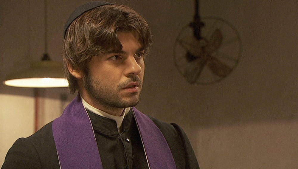 ¿Confesará Lázaro que es culpable?