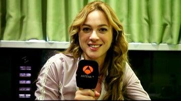 """Marta Hazas: """"Bandolera ha sido un aprendizaje increíble"""""""
