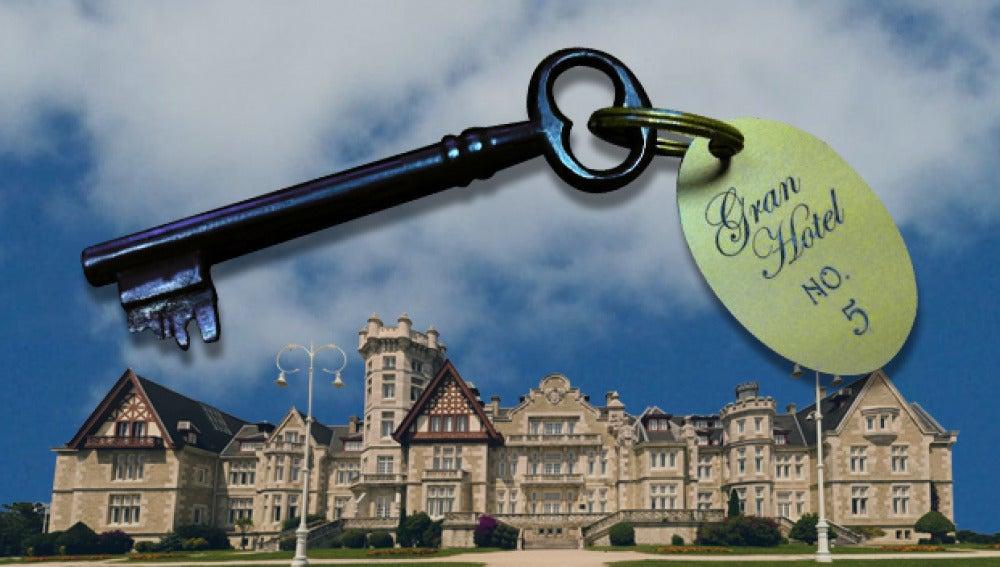 La llave de Gran Hotel