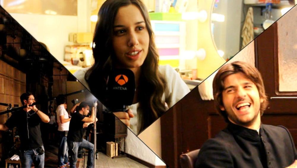 Making of y entrevista con Ariadna Gaya