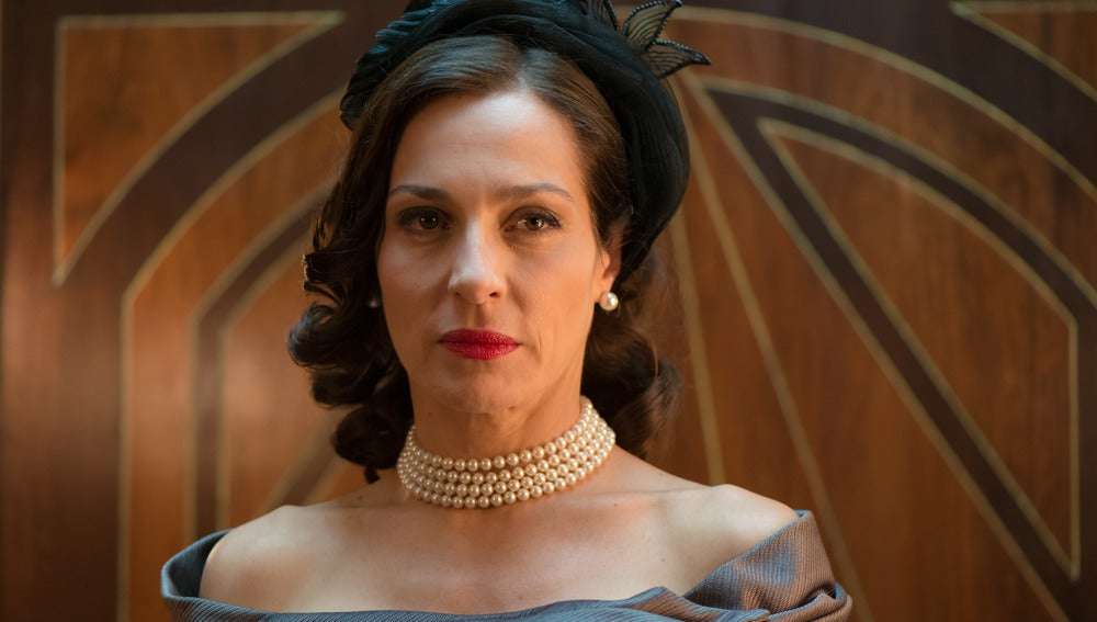 Natalia Millán es Doña Gloria