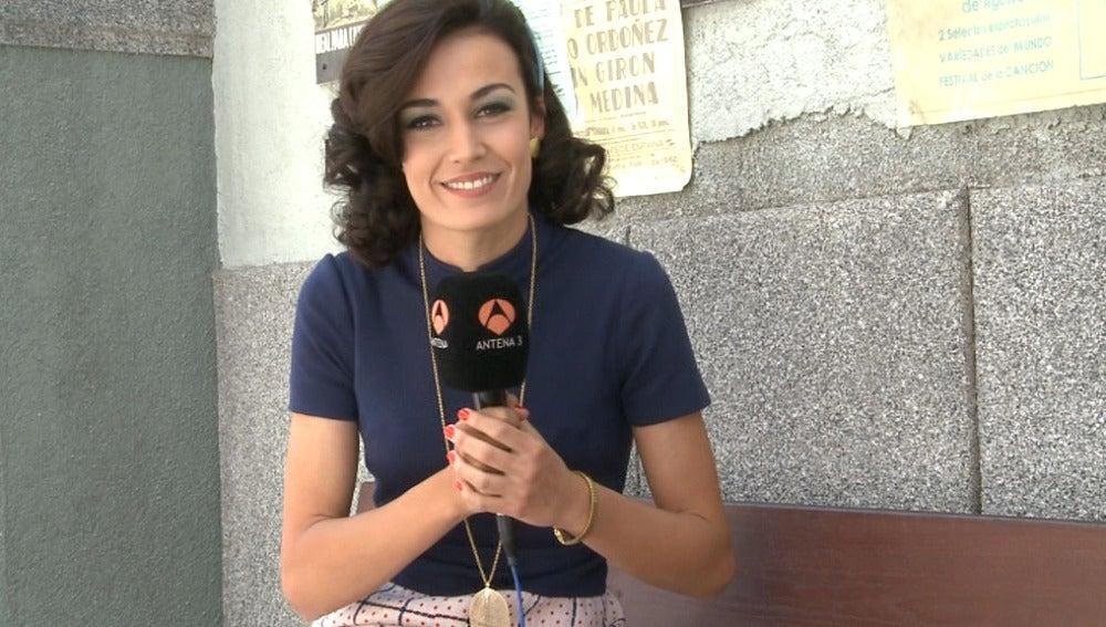 Sara Rivero es Laura Blasco