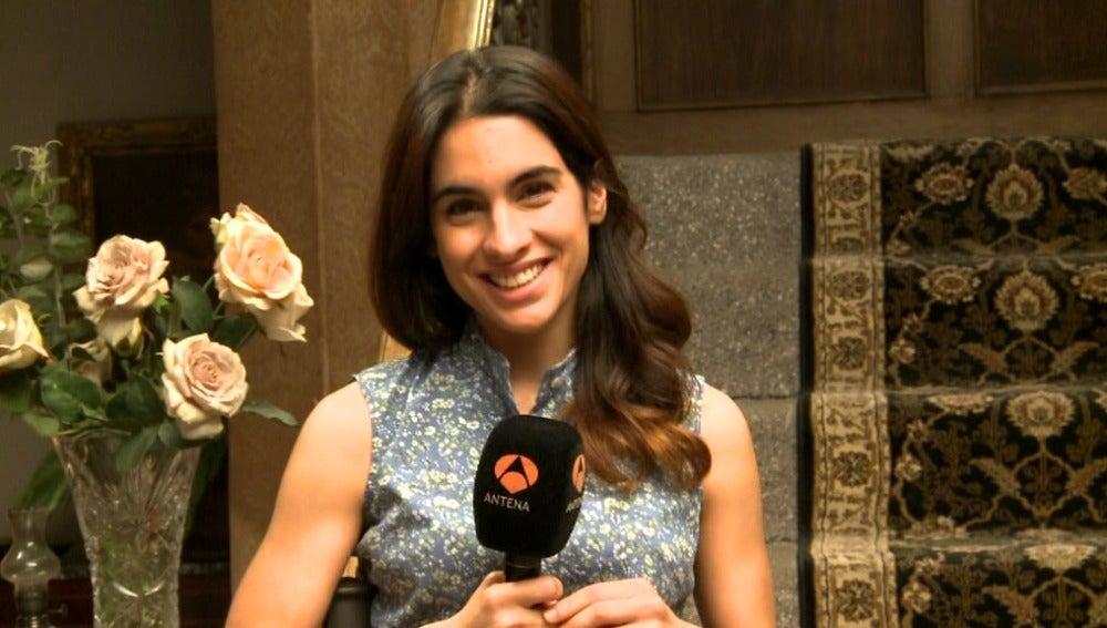 Fariba Sheikan: En la relación de Inés y Bosco habrá mucha pasión y atracción