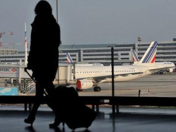 Aeropuerto Charles-de-Gaulle de París