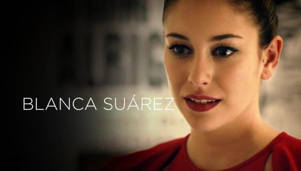 Blanca Suárez en Cuéntame un cuento