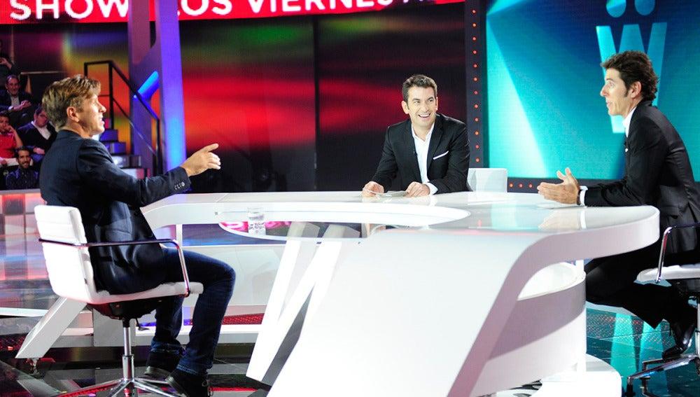Arturo y Manel entrevistan a 'El Cordobés'