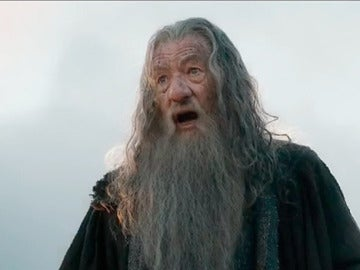 Gandalf en 'El Hobbit: La Batalla de los Cinco Ejércitos'