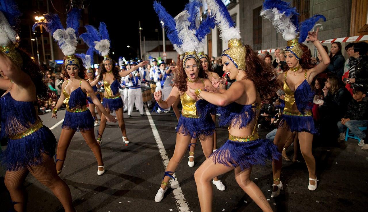 Imagen del Carnaval de Santa Cruz de Tenerife del año pasado