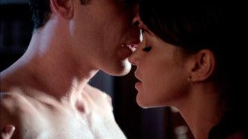Ana recuerda momentos de pasión con Alberto con una sonrisa en la cara