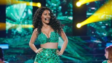 Ana Morgade se convierte en una sensual 'Anaconda' imitando a Nicki Minaj