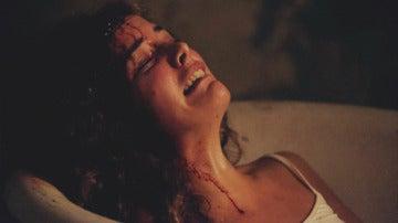 ¿Cómo murió Ainhoa?