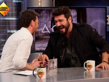 """Antonio Orozco: """"Mi hijo me ayuda a elegir las canciones"""""""