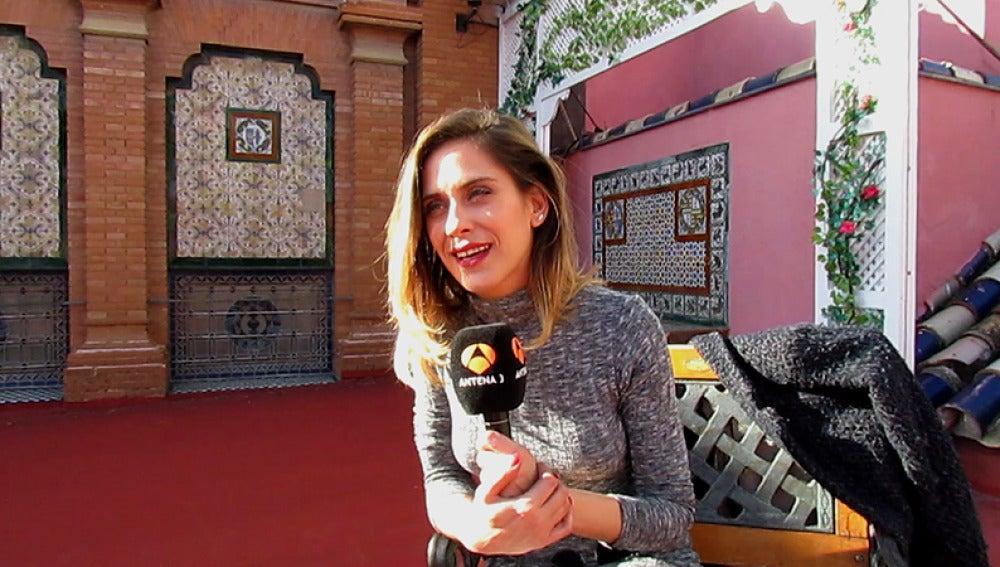 """María León: """"Va a ser dificil que se rompa el amor entre Iñaki y Carmen"""""""
