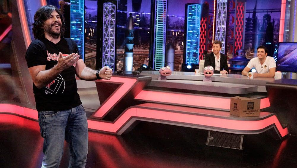 Carlos Sainz en EH