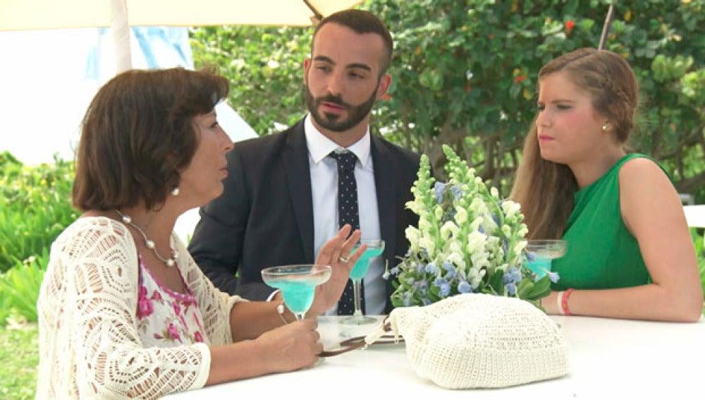 La familia de Alberto opina sobre José Ramón