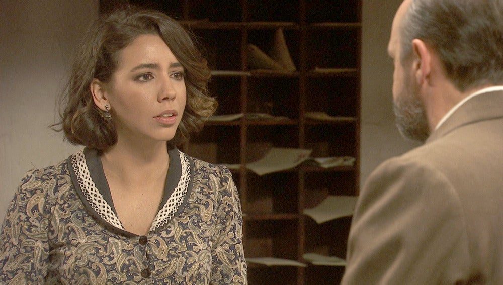 Emilia piensa en un futuro con César Cárdenas
