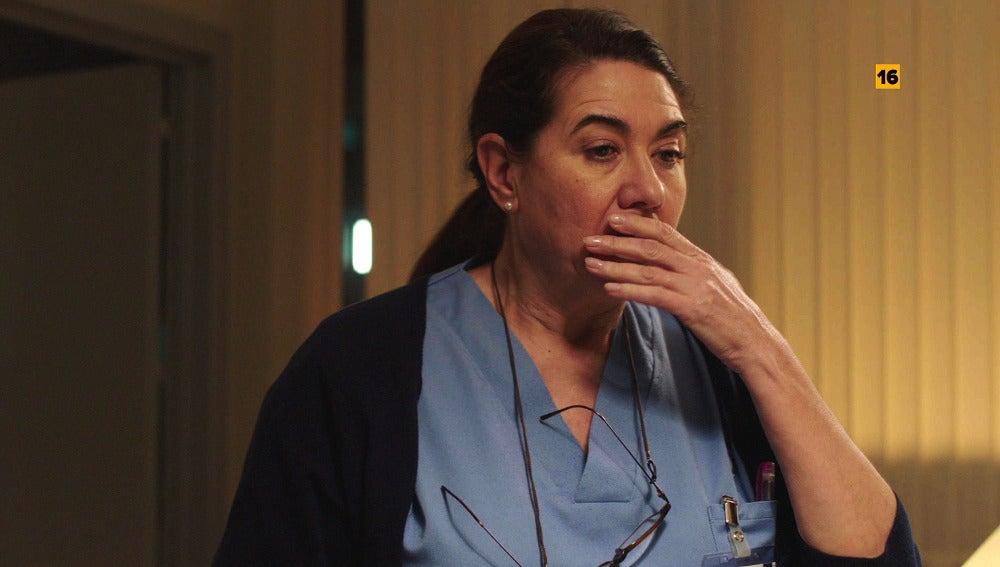 ¿Qué oculta Lidia, la jefa de enfermeras?