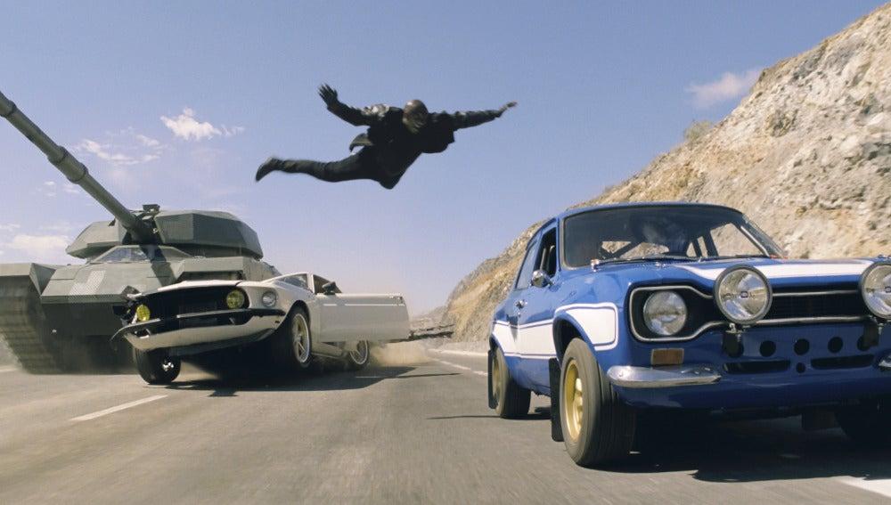 ¿Te imaginas vivir toda esta adrenalina?