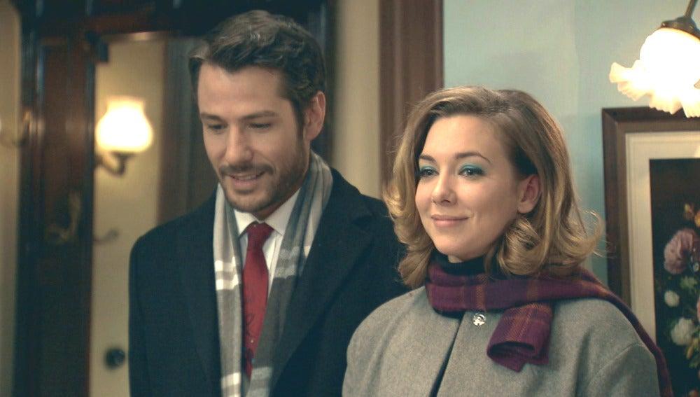 Miguel y Leonor anuncian que se van a casar