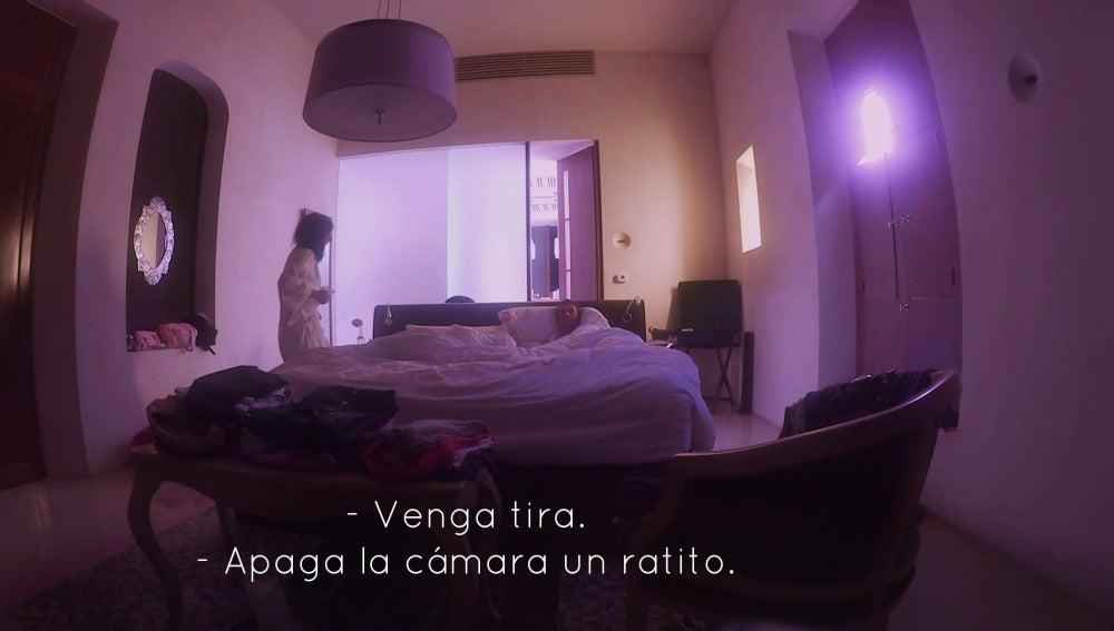 Alcohol, descontrol y uno 'rapidito' en la luna de miel de Mónica y Pedro