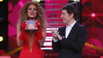 Lorena Gómez, primera concursante de 'Tu cara me suena 5'