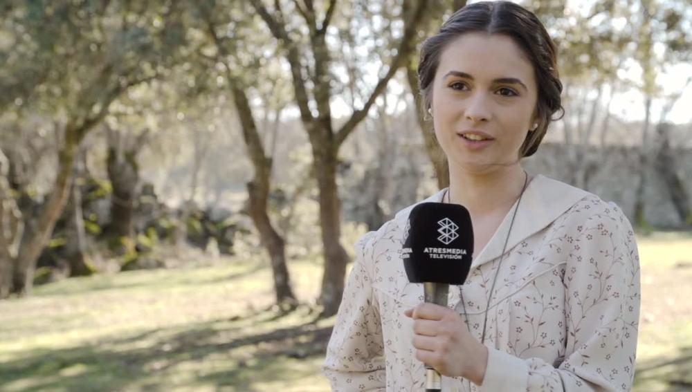 """Giulia Charm: """"Camila va a ser una esperanza para Beatriz porque con Hernando no es feliz"""""""