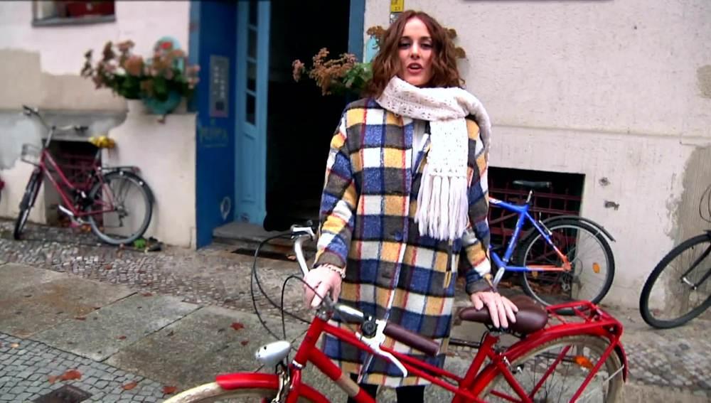 """""""En Berlín, las bicicletas son para todo el año"""""""