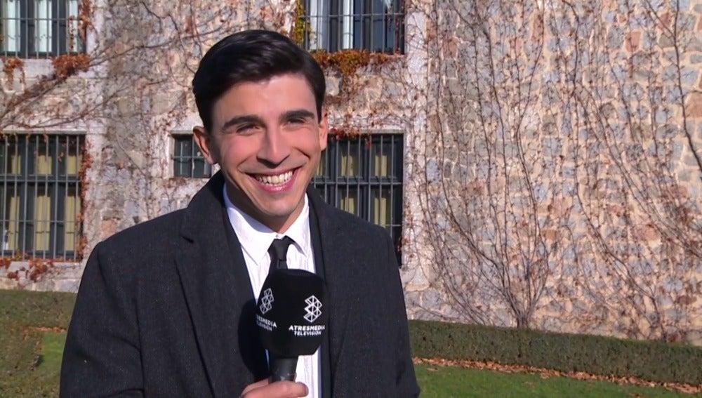 """Víctor Sevilla: """"Angelito está muy enamorado de María """""""