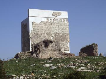 La restauración del castillo de Matrera de Villamartín (Cádiz)