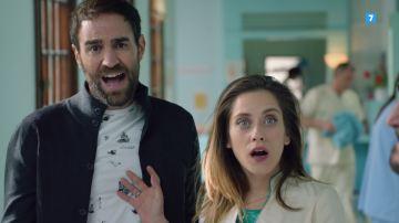 'Allí Abajo', ahora los martes en Antena 3