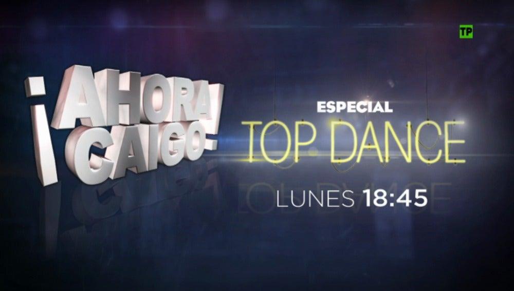 Ahora Caigo - Top Dance