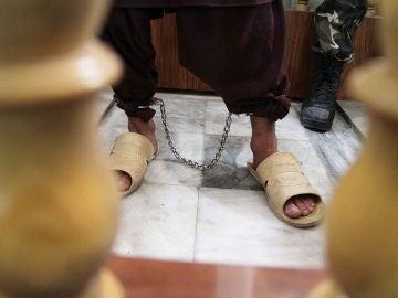 Hombre condenado a pena de muerte en Afganistán