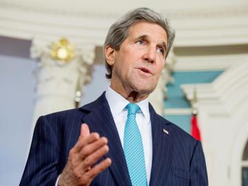 """Kerry visitará Londres y Bruselas para reafirmar su """"inquebrantable"""" compromiso con Europa"""