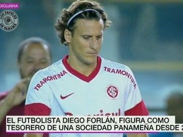 Diego Forlán, en los Papeles de Panamá
