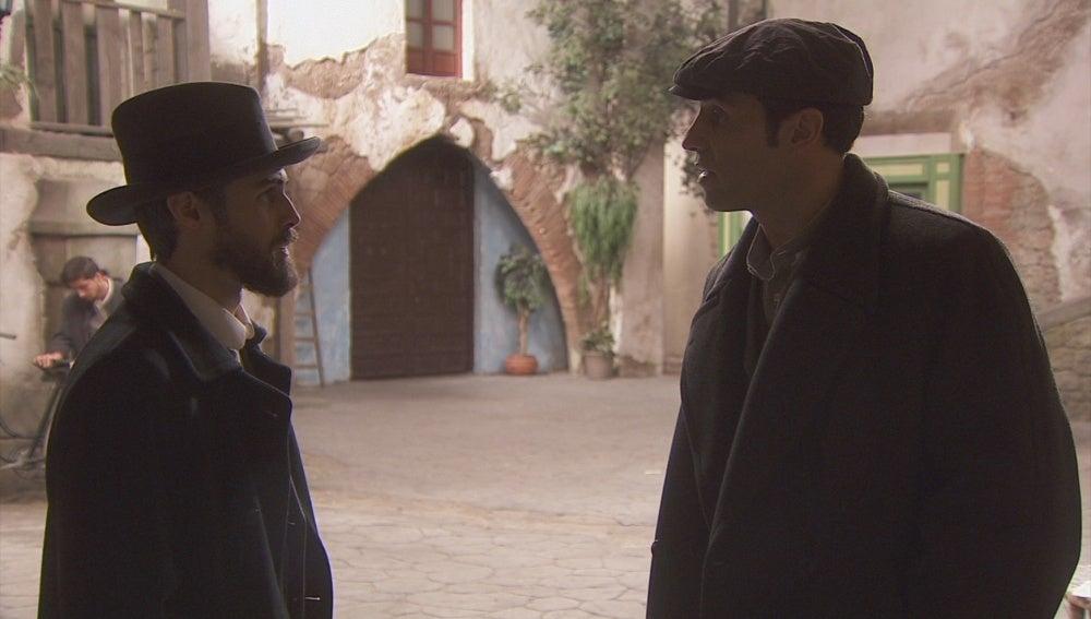 Longinos y Raimundo