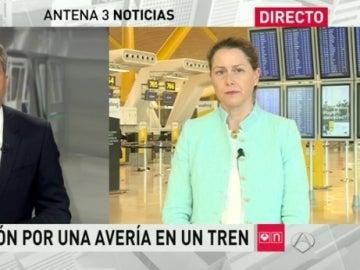 Entrevista a la directora del Aeropuerto de Barajas