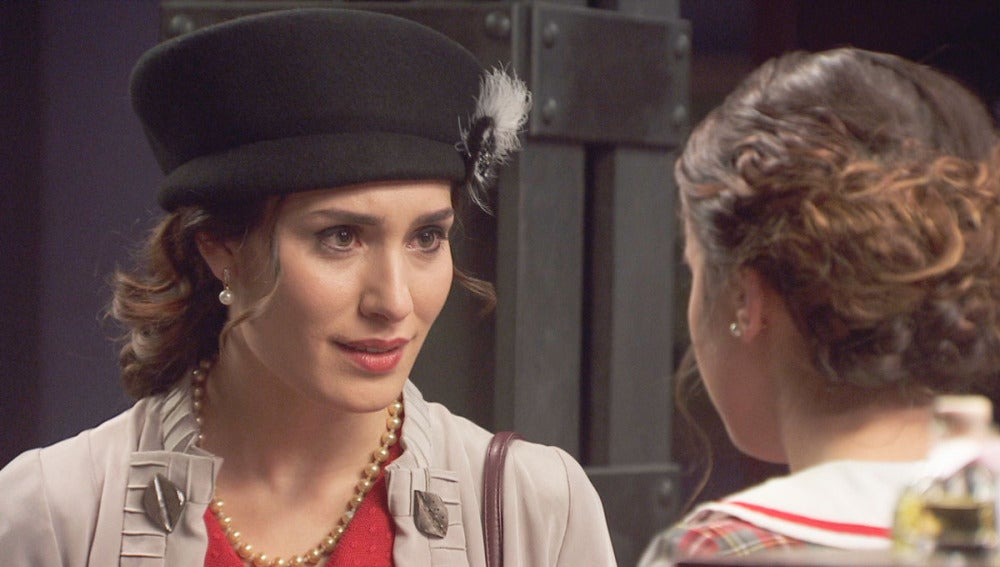 Camila y Beatriz