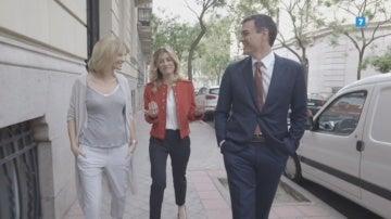 Pedro Sánchez pasará 'Dos días y una noche' con Susanna Griso el próximo martes a las 22:30 horas