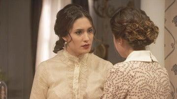 Camila ya tiene el plan para averiguar el pasado de Hernando y Beatriz