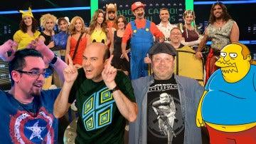 Día del Orgullo Friki en Antena 3