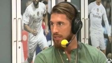 """Ramos: """"No enfocaría como un fracaso perder la final"""""""