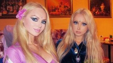Su mejor amiga también quiere ser como Barbie