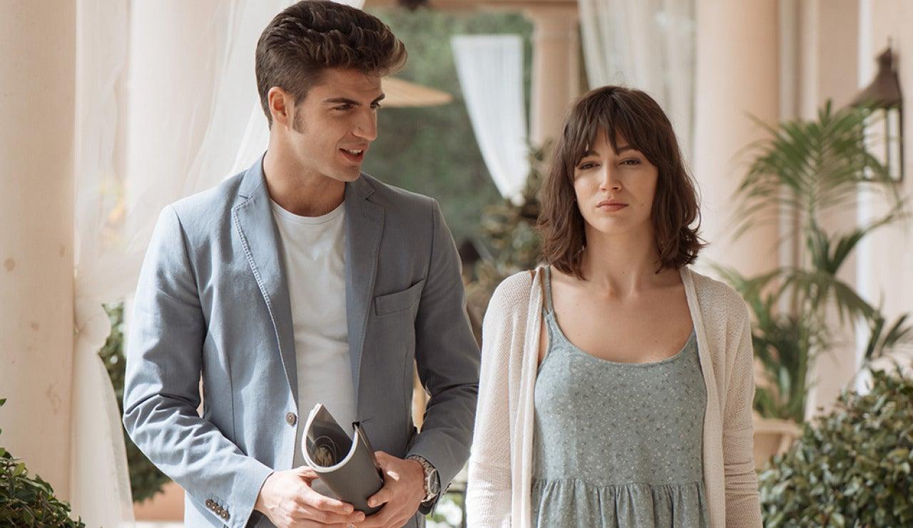 Roberto y Ester, cada vez más cerca