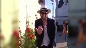 Ángel de Miguel, Hernando en 'Puente Viejo', sorprende bailando al ritmo de 'Uptown Funk' de Bruno Mars