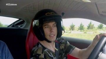 Entrevistamos y ponemos al límite a Adrián Lastra al volante de un Audi R8