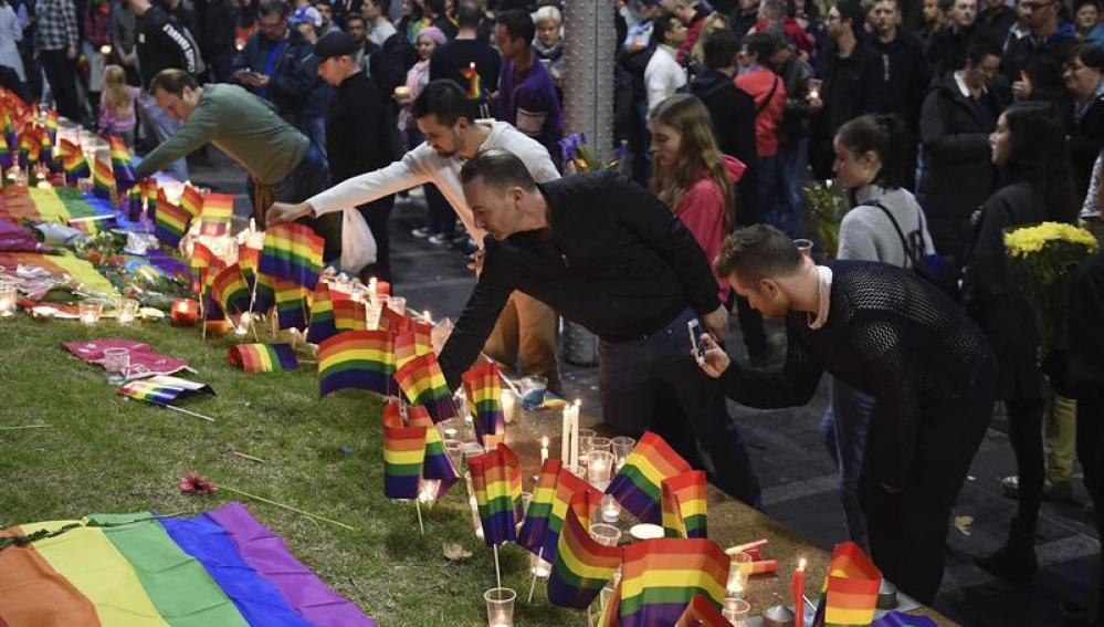 Homenajes en Orlando